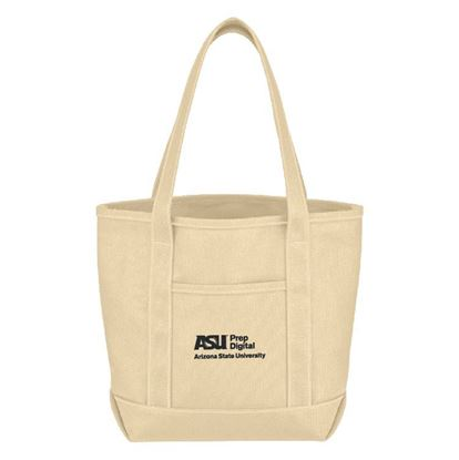 Picture of Cotton Yacht Bag